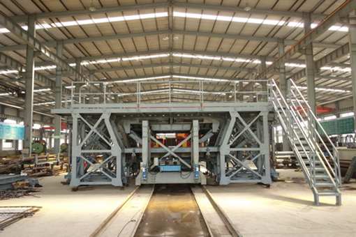 Segmental Box Girder