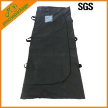 schwarze auslaufsichere Leichentaschen 6 Griffe