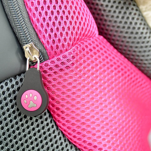Smooth Zipper for Pet Backpack