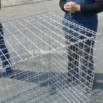Dilas Wire Mesh Rock Gabion Wall