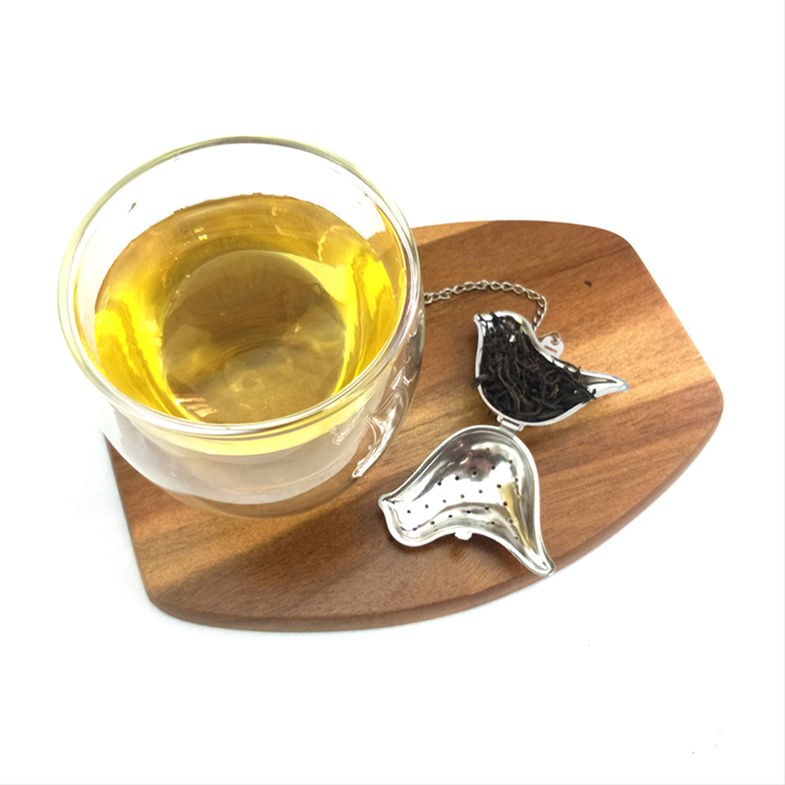 Stainless Steel Animal Shape Tea Filter