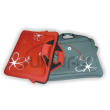 Durable Neoprene Laptop Bag with Handle and Pockets (PC018)