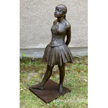 Bronze Girl Dancer Statue for Sale