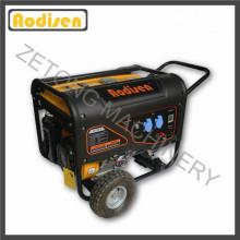 6квт/7kVA 8000 OHV с цифровой Электрический портативный генератор Газолина