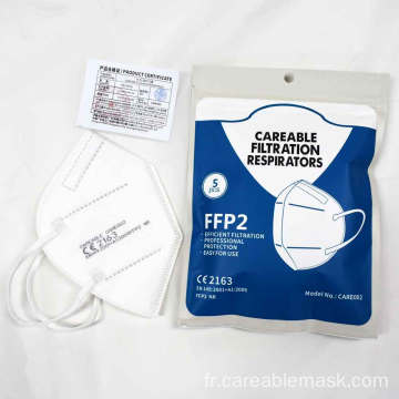 Masque de protection FFP2 5 couches EN149 adulte