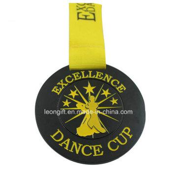 Пользовательские оптовая дешевые танца Кубок награды медаль