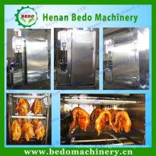 China Rauchende Maschine des Berufslieferantenfischfleisches / geräucherte Fischmaschine