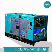 10kVA-50kVA Yangdong Gensets Diesel com Single Phase / Three Phase 60Hz Open / Silent Type