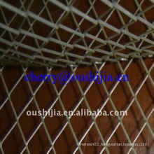 Steel/Aluminum/Stainless Steel Sheet Expanded Metal Mesh