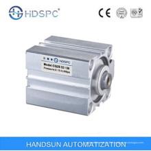 Cilindro compacto de serie Cq2