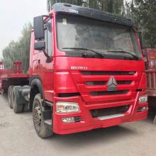 Cabeza de camión tractor usado 420HP Camión tractor usado