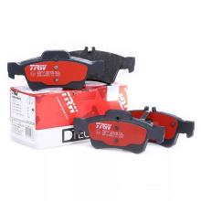 For Trw Brake Pads GDB1727DTE For Bmw Brake Pad E90 Brake Pads Front 530Li(E60) Rear