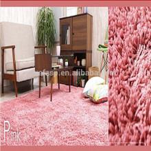 полиэстер лохматый розовый коврик для намаза дисплей оптовым ценам