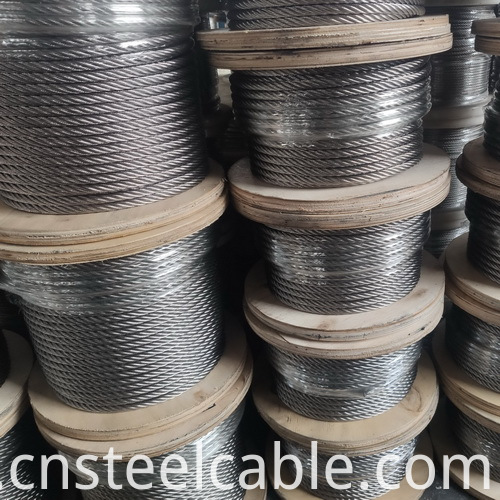 Stainless Steel Rope 004