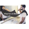 Tablier imperméable à la barbe de Amazon tablier noir et blanc pour homme