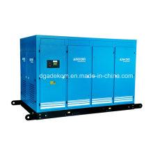 Compresseur d'air de vis refroidi par l'eau injecté par huile stationnaire (KF220-13)