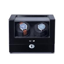 handmade wooden rotor automatic rotation motor watch winder