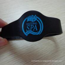Pulsera de silicona de caucho inteligente Elastomer Energy RFID