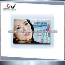 customized all shape souvenir advertising magnet