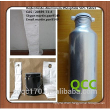 effective fumigant Aluminium phosphid 56%tablet
