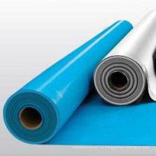 Водонепроницаемый лист ТПО с Затыловкой волокна (одобренный ISO)