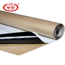 Alta membrana compósita de polímero EVA impermeável e auto-adesivo