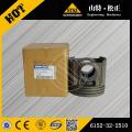Komatsu 4D130 6137-32-2130 6114-31-2111 Pistion moteur