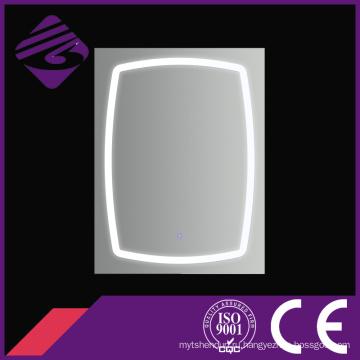 Jnh294 поставщика Китая макияж прямоугольник света зеркала СИД
