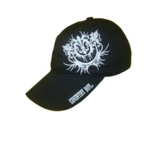 fashion sports cap with left embroidery logo