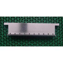 Componentes da máquina para as peças giradas precisão do CNC de aço inoxidável