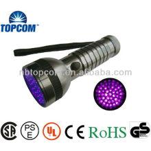 High Power 365nm 385nm 395nm 405nm UV LED Torch