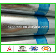 Steel pipe for panels fences