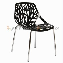Metal Outdoor Chair Forest Armless Chair Garden chair