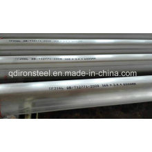 DIN17457 Welded Stainless Steel Pipe for Fluid Conveying Pipe