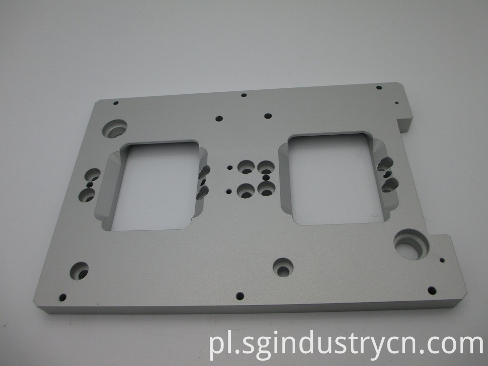 Food Machinery Anodizing CNC Parts