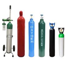 50L 200bar 99.999% Gas cylinder For Sale