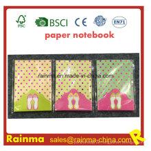 Notizblock aus Papier mit Glitter Diamond
