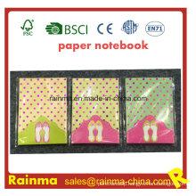 Paper Memo Pad with Glitter Diamond