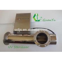 water treatment Water disinfection sterilization equipment stainless steel uv equipment