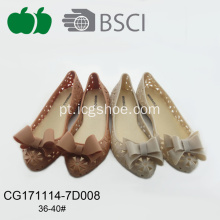 Best Sellers Ladies New Fashion Pvc Casual Shoes