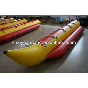 Aufblasbare Bananenboot zu verkaufen