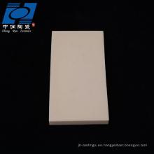 placa de cerámica porosa de alúmina