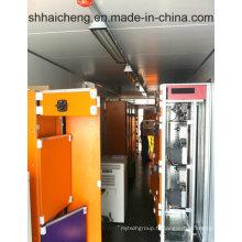 Maison à conteneur convertie pour équipement électronique (shs-mc-special003)
