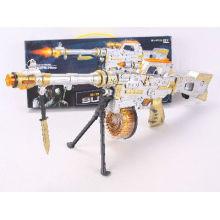 46CM arma electrónica del juguete (con la luz / la música)