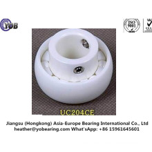 Rodamiento de cerámica usado en alta temperatura