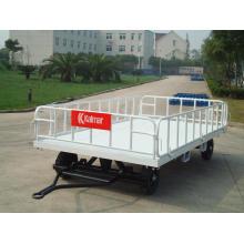 Chariot 2T pour utilisation à l'aéroport