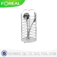 Portable Smart Metal Wire Utensil Organizer