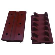 Piezas de bomba de acero personalizadas para minería
