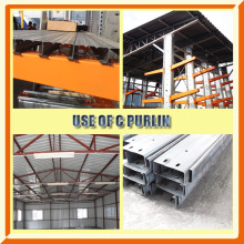 Steel Frame C/Z Purlin Construction Equipment
