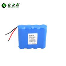 Bateria de lítio recarregável de 7.4V 4400mAh 18650 3.7V